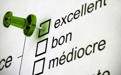 questionnaire de satisfaction, formulaire d'évaluation