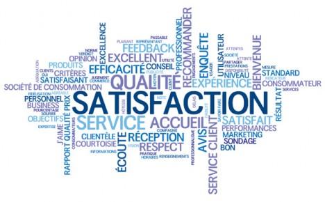 Nuage de tags : Qualité service client garantie